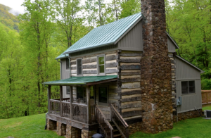 Cabins at Crabtree Falls 1
