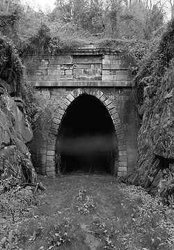 Claudius Crozet Blue Ridge Tunnel Nelson County