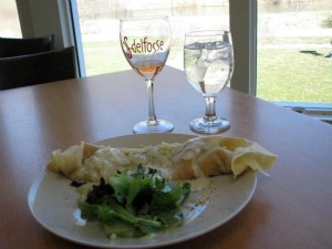 DelFosse Vineyards French crepe image