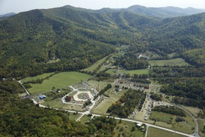 Devils Backbone The Festy arial view image