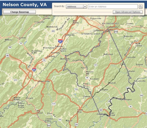 Nelson County GIS