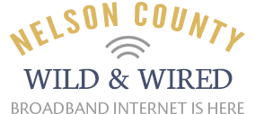 Nelson County Wild and Wired Broadband Internet