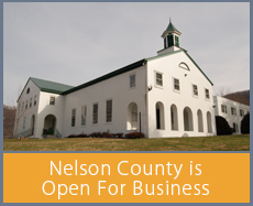 Nelson County Is Open For Business