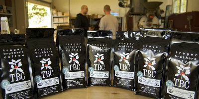 Trager Brothers Coffee bags image