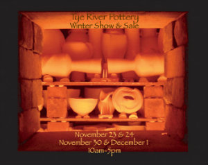 Tye River Pottery 2013 Winter Show image