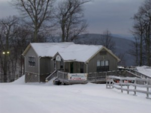Wintergreen Adaptive Sports snow sports school image
